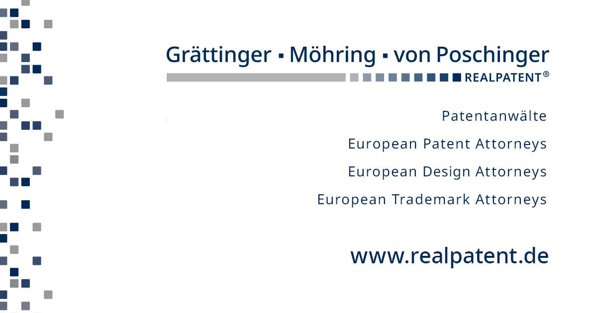 REALPATENT - Patentanwälte Partnerschaft Starnberg